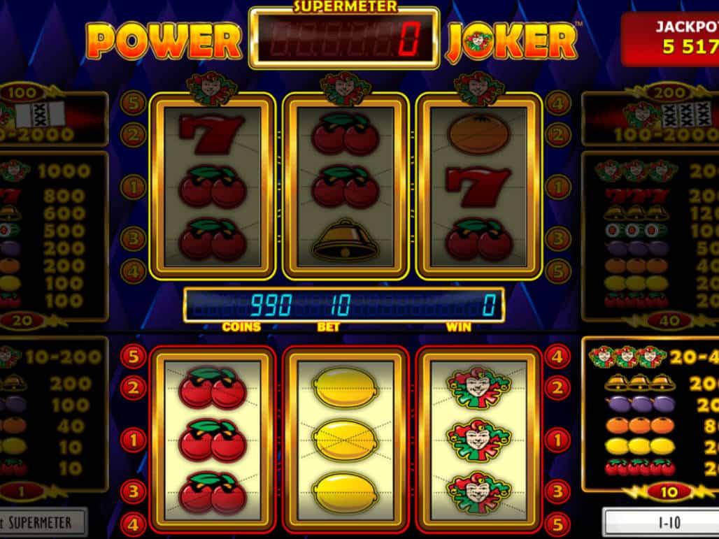 Power Joker Slot Machine