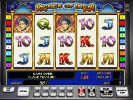 Free casino slot game Riches of India