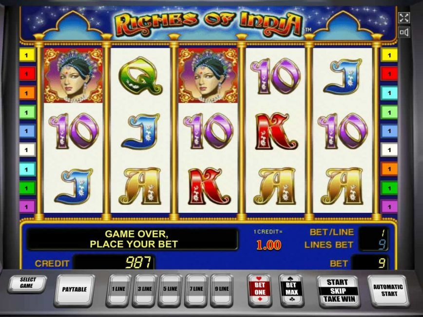 Spiele Riches Of India - Video Slots Online