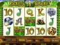 Rickety Cricket online free slot machine