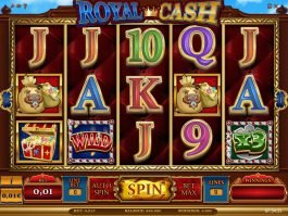 Free casino slot game Royal Cash