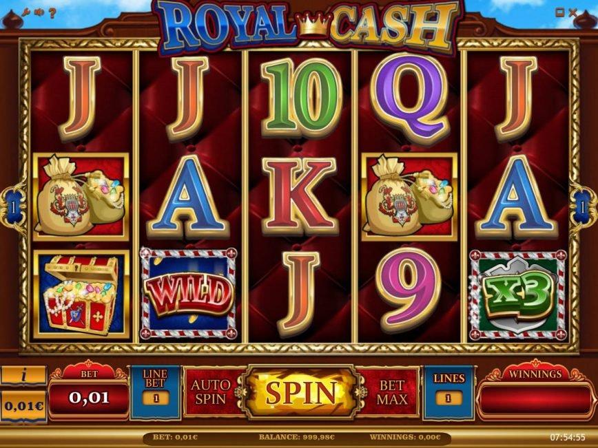 Free casino slot game Royal Cash