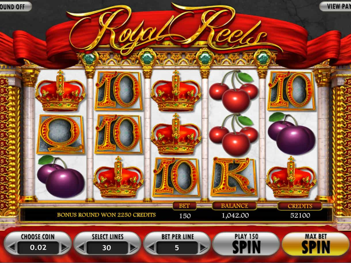 Royal Reels Slot