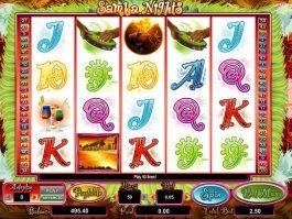 Free online slot machine Samba Nights