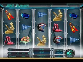 Play online slot machine Ski Jump