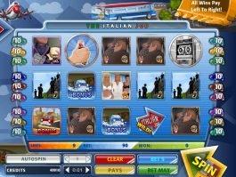 Slot machine The Italian Job online