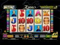 Play free slot Zorro no deposit