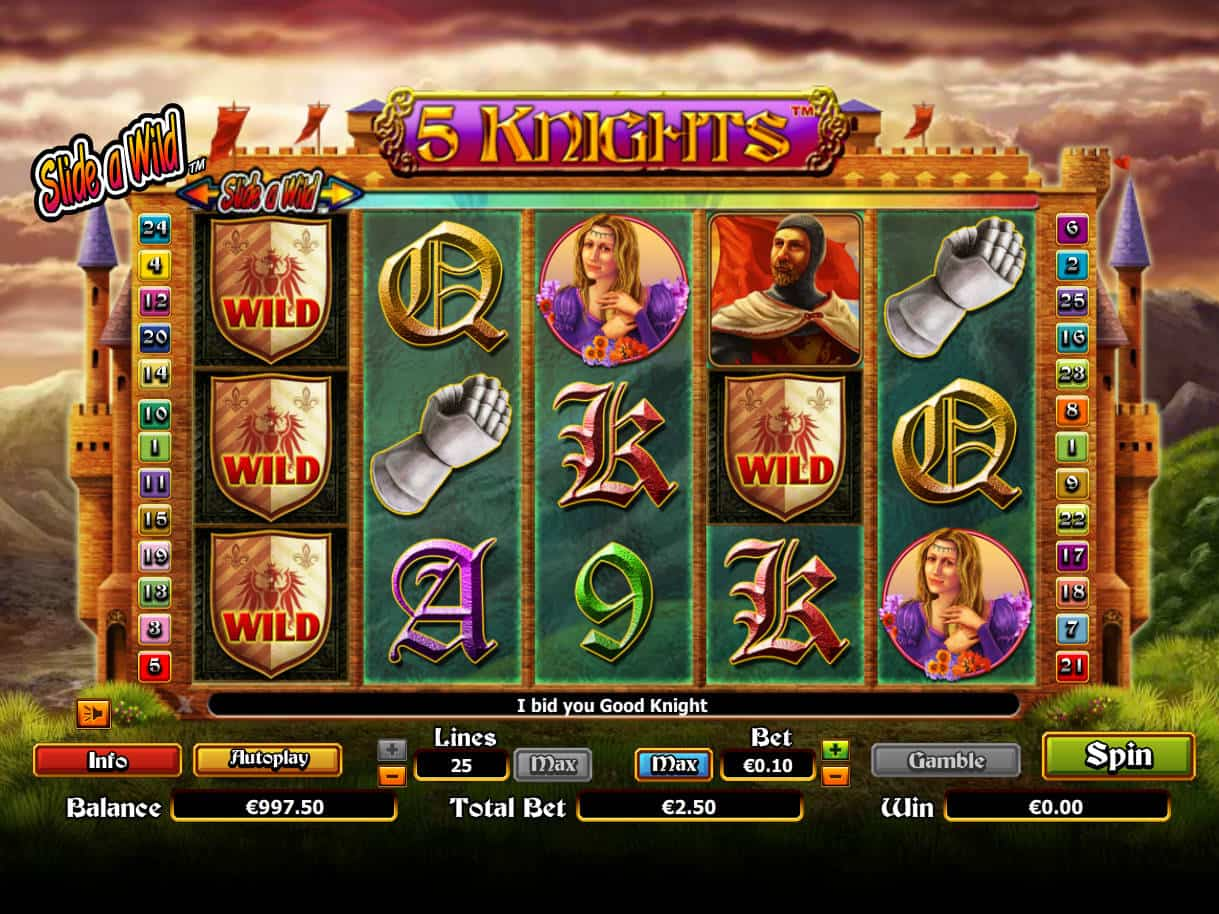 Slots Games Online Play