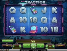 Play free online slot Attraction no deposit