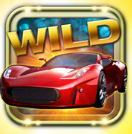 Picture of wild symbol from online slot Beverly Hills 90210