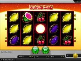 Free slot game Blazing Star online