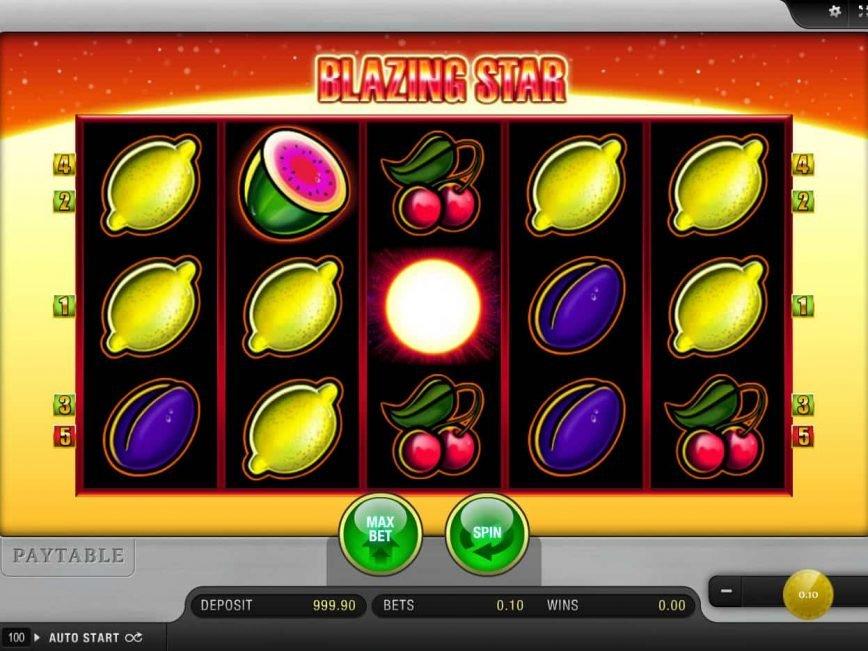 Star Games Slot Free