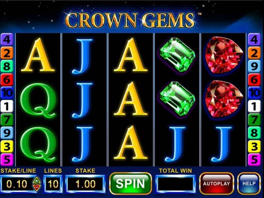 Crown Gems Slots