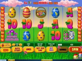 Spin casino game Easter Surprise no deposit
