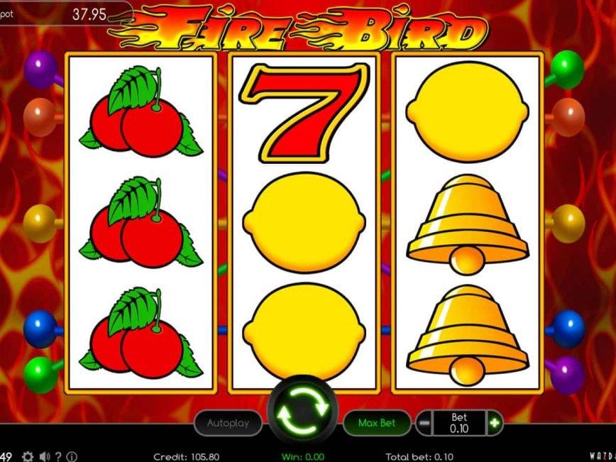 Fire Bird online free slot no deposit