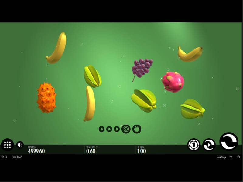 No download game Fruit Warp online