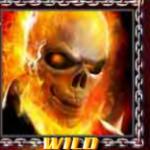 Wild symbol - Ghost Rider