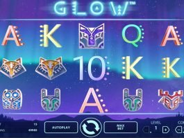 Free casino slot game Glow