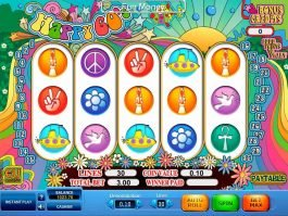 Play free casino slot Happy 60's