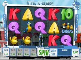 Free casino slot Happy Birds