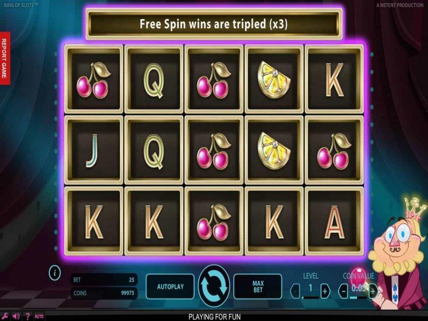 King of Slots free online machine