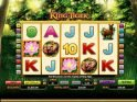 Casino slot machine King Tiger online for free