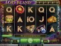 Online casino game Lost Island