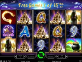 Play online slot Lucky Fortune from Wazdan