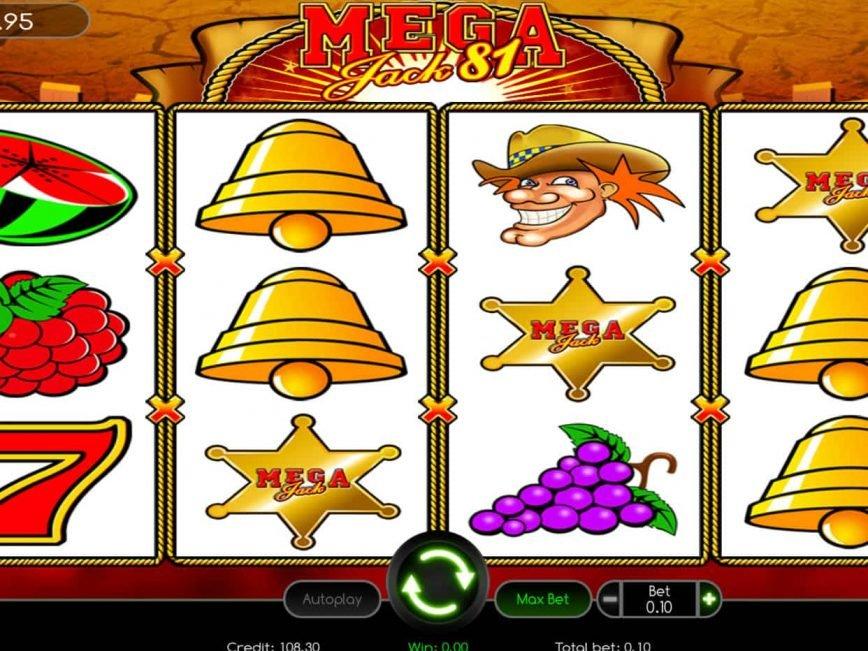 Free Casino Games Mega Jack
