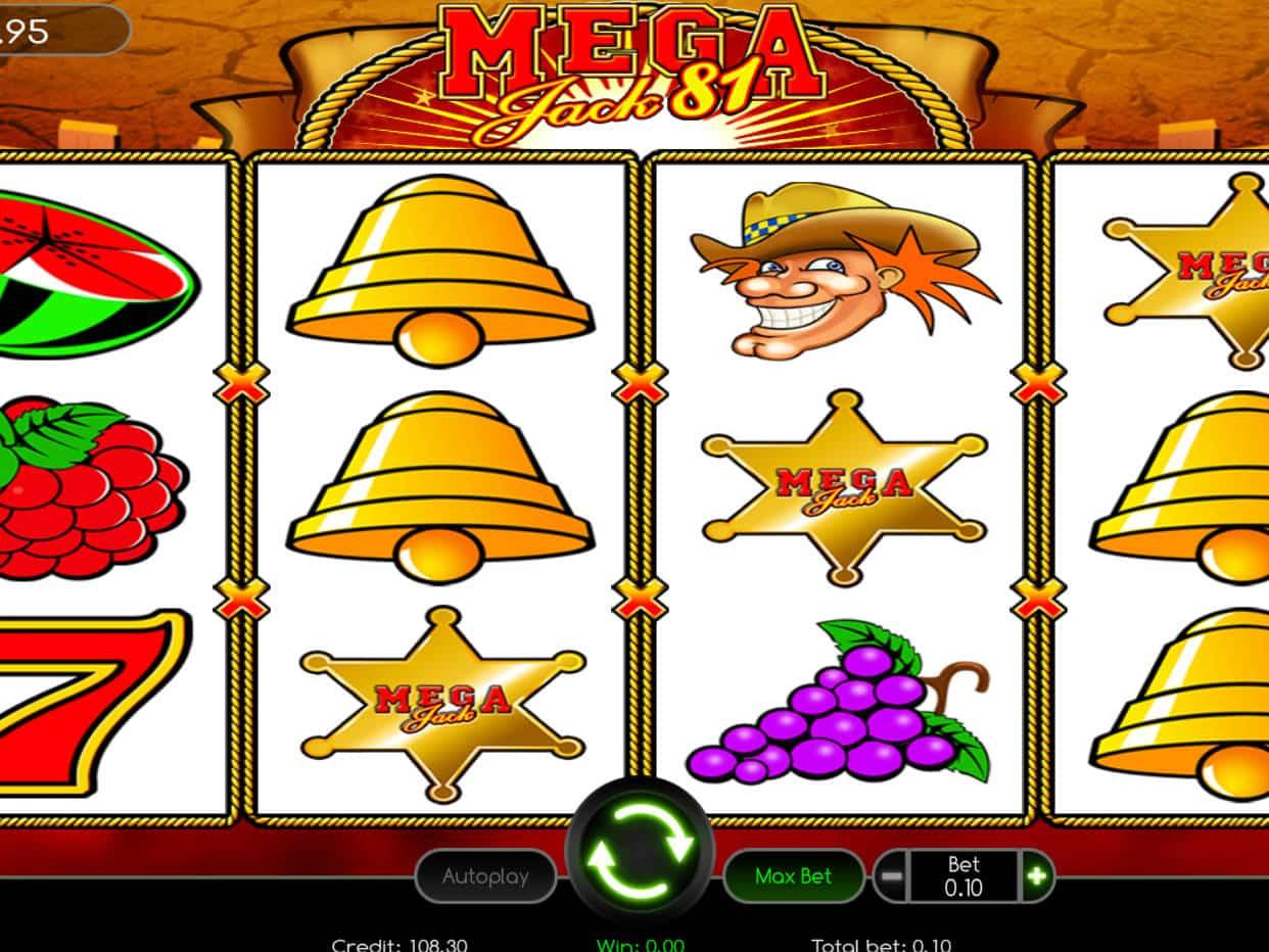 Spiele Mega Jack - Video Slots Online