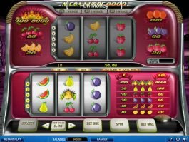 Online free slot Mega Nudge 8000