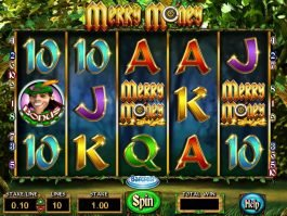 Merry Money free slot no download