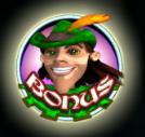 Bonus symbol from casino game Merry Money