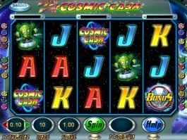 Free slot machine Money Mad Martians