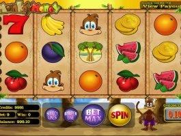 Free slot machine Moneky Money no deposit