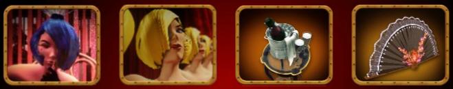 Tabela wypłat z Moulin Rouge online