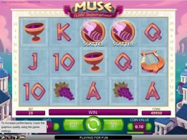 Online casino slot Muse for fun