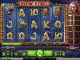 Mythic Maiden free slot for fun