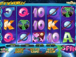 Online slot game Out of this World