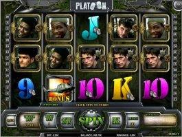 Online slot Platoon no deposit