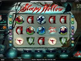 Sleepy Hollow free casino slot machine no deposit