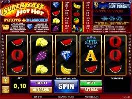 Online free slot Super Fast Hot Hot