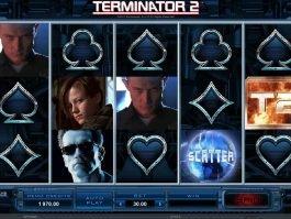 Online free slot game Terminator 2