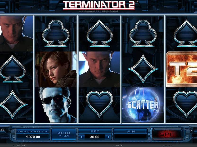Terminator 2 Free