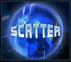 Scatter symbol from online slot game Terminator 2