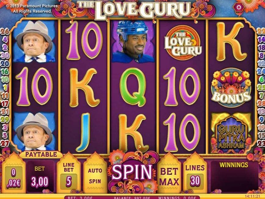 No download game The Love Guru