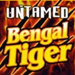 Comodín de la máquina tragamonedas Untamed Bengal Tiger