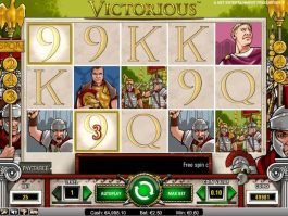 Free slot Victorious no registration