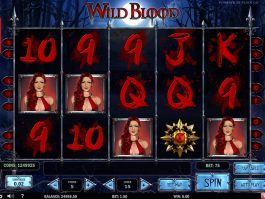 Online casino slot Wild Blood