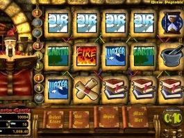 Casino game Wizards Castle online no deposit